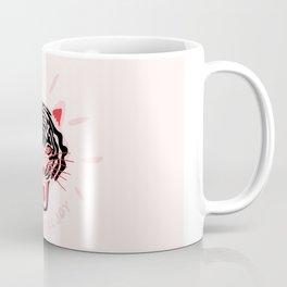 female tiger Coffee Mug