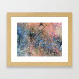 Surface and Shape #2 Framed Art Print