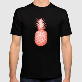 Coral Pineapple T-shirt