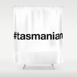 TASMANIA Shower Curtain