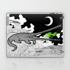 Crocodiles Laptop & iPad Skin