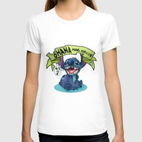 ohana T-shirts featuring Ohana by KanaHyde