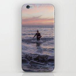 Santa Cruz iPhone Skin