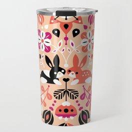 Bunny Lovers Travel Mug