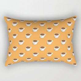 Coffee? Rectangular Pillow