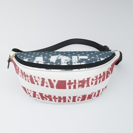 Made in Airway Heights, Washington Fanny Pack