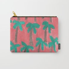Dreamy Palm Trees Carry-All Pouch
