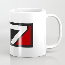 Mass Effect N7 emblem Coffee Mug