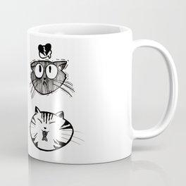 Clawful emotions Coffee Mug
