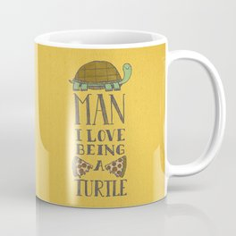 Being A Turtle Coffee Mug