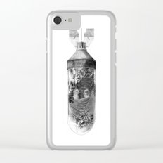 The Price of Freedom Clear iPhone Case