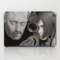 leon iPad Cases featuring Leon by Giampaolo Casarini