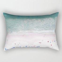 beach dreams Rectangular Pillow