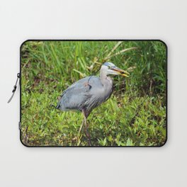 Bite-Size Fish Laptop Sleeve