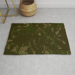 for soldiers | Survival Bushcraft Camouflage Rug