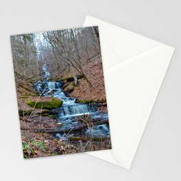 Fall for the Waterfall Stationery Cards