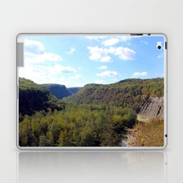 A Perfect Day in Letchworth-Landscape Laptop & iPad Skin