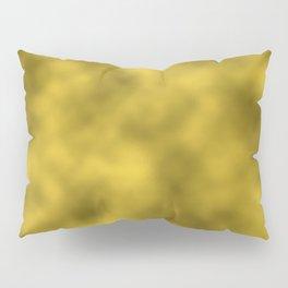 Gold Foil Smooth Metal Texture Festive / Christmas Pillow Sham