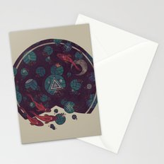 Amongst the Lilypads Stationery Cards
