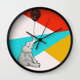 LOOKIN' UP Wall Clock