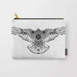 Raven of fate Carry-All Pouch