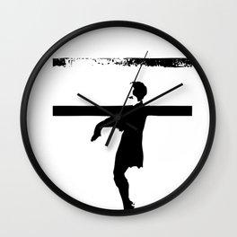 hoctor by steichen  Wall Clock