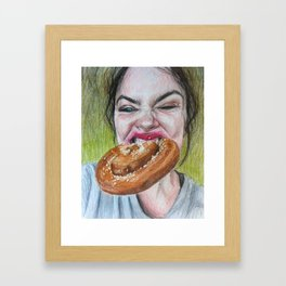 Fika?  Framed Art Print