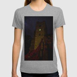 night poppies T-shirt