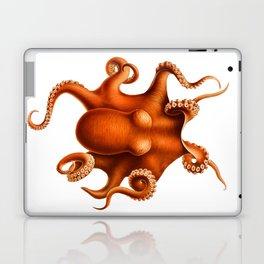 Octopus by Ernst Haeckel Laptop & iPad Skin