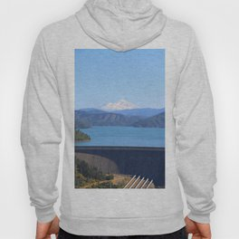 Mount Shasta and Shasta Lake Hoody