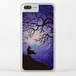 To Destiny Clear iPhone Case