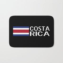 Costa Rica: Costa Rican Flag & Costa Rica Bath Mat