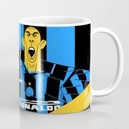 R10 Nerazzurri Coffee Mug
