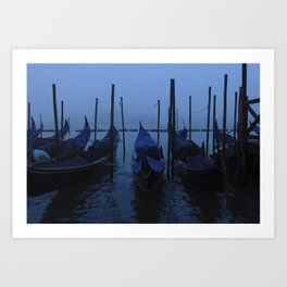 Venice, Grand Canal 2 Art Print