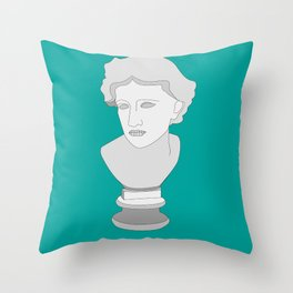 DAVID// Throw Pillow