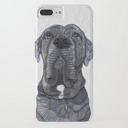 Chief the Mastiff iPhone Case