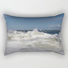14 Days of Waves (1/14) Rectangular Pillow