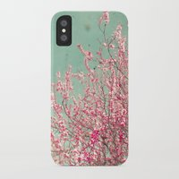 blossom iPhone & iPod Cases featuring Blossom by Cassia Beck
