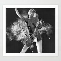 erotic Art Prints featuring Goddess Erotic by Liaison Érotique