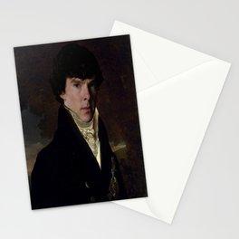 Prince Sherlock Stationery Cards