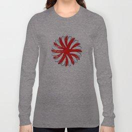 Rising Prop (Distressed) Long Sleeve T-shirt