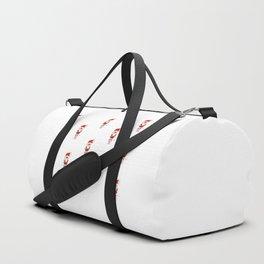 Not So Cool Santa Duffle Bag