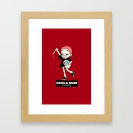 Kaka Framed Art Print