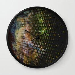 7 SECONDS AWAY Wall Clock