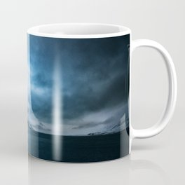The Arctic - Storm Over Still Water Coffee Mug