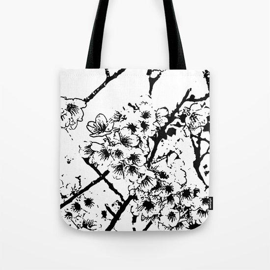 Cherry Blossom #2 Tote Bag