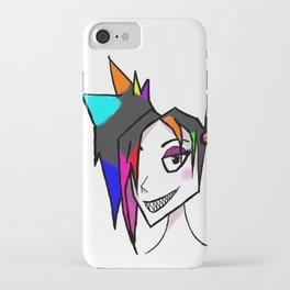 Loli Polli Pop iPhone Case