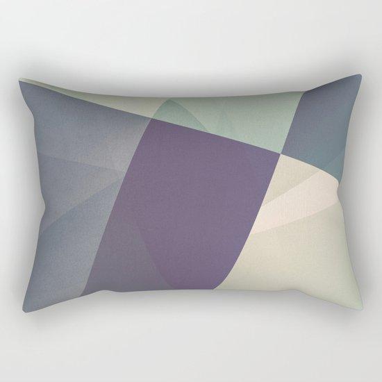 RAD XVII (color version) Rectangular Pillow
