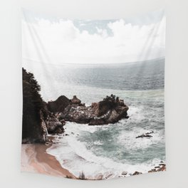 Wild Beach 2 Wall Tapestry