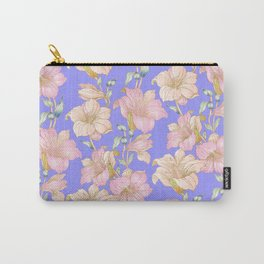tropical pastels Carry-All Pouch